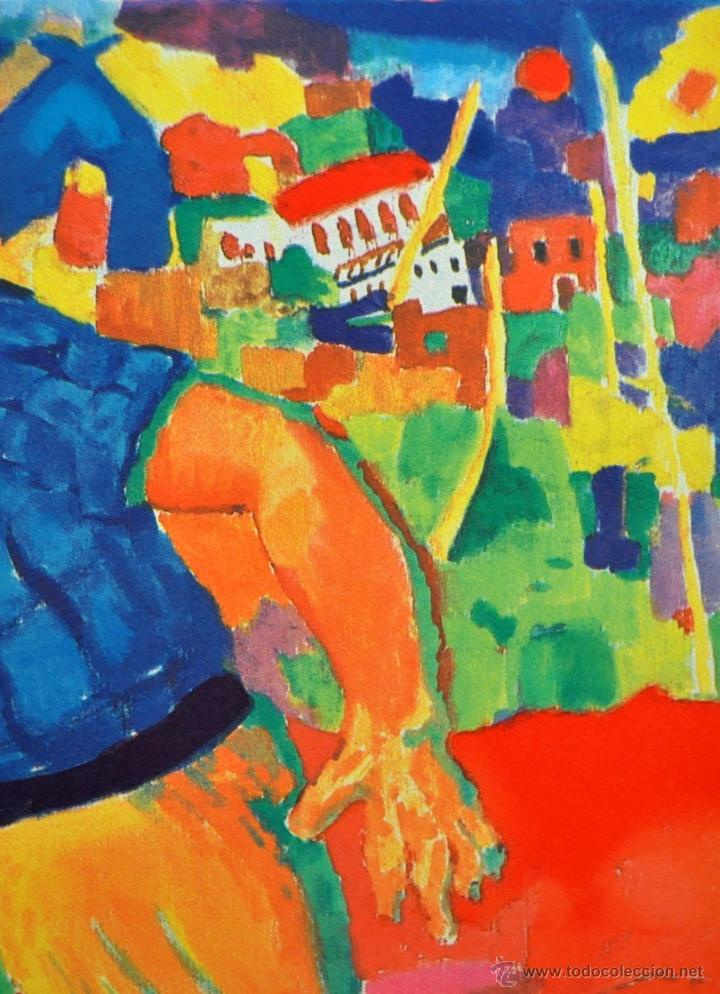 Arte: RAMÓN SANVISENS I MARFULL (Barcelona, 1917-1987) LITOGRAFÍA FIRMADA POR EL ARTISTA. 53/225 - Foto 4 - 47296999