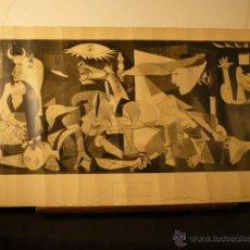 Arte: LITOGRAFIA GUERNICA DE PABLO PICASSO. Lote 47481256