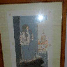 Arte: (M) LITOGRAFIA NUMERADA FRANCESC ARTIGAU , LITOGRAFIA NUMERO 290/300 , ARTIGAU 85. Lote 47557453