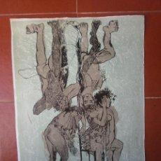 Arte: OBRA GRÁFICA ANTONIO GUIJARRO.. Lote 48582993