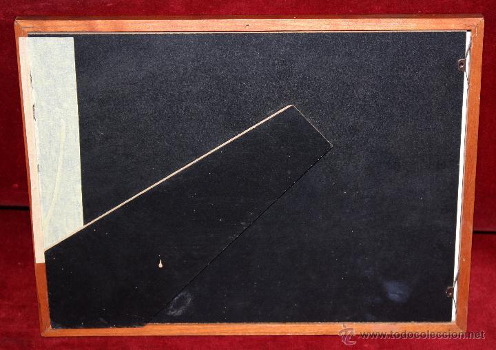 Arte: EMILI GRAU SALA (BARCELONA, 1911- PARÍS, 1975) GRABADO ORIGINAL FIRMADO A PLANCHA - Foto 11 - 49412391