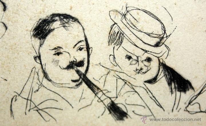 Arte: EMILI GRAU SALA (BARCELONA, 1911- PARÍS, 1975) LITOGRAFÍA ORIGINAL DE LOS AÑOS 50 FIRMADA A LÁPIZ - Foto 8 - 49664095