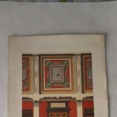 Arte: ARQUITECTURA - L'ARCHITECTURE PRIVEE AU XIX SIECLE - VESTIBULE. Lote 50131943