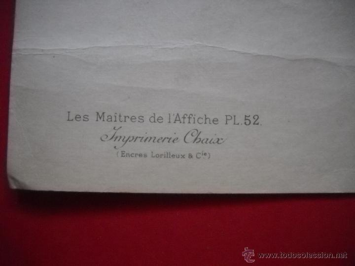 Arte: ART NOVEAU - MODERNISMO - LES MAITRES DE L'AFFICHE - Nº 52 - WILLIAM BRADLEY - 1895- 1897 - Foto 4 - 50153252