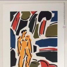 Arte: OBRA GRAFICA 79X60CM PA DE ROSA TORRES FIRMADA Y NUMERADA A MANO POR LA ARTISTA. Lote 72177879