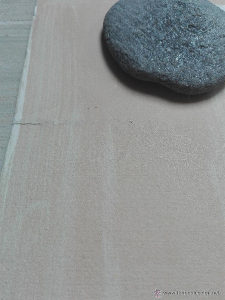 Arte: PRECIOSA LITOGRAFIA TITULADA DUES FIGURES A LESPAI - MONSERRAT GUDIOL - EDICION LIMITADA - ART62 - - Foto 5 - 51588366