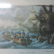 Arte: LITOGRAFIA DE C. MOTTE, FIRMADA Y NUMERADA, 25/100. Lote 51998770