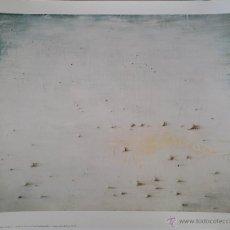 Arte: MIQUEL BARCELÓ: LITOGRAFÍA A COLOR. Lote 53752521