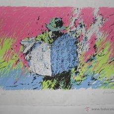 Arte: LITOGRAFÍA DE ANDREU TERRADES. Lote 54131537