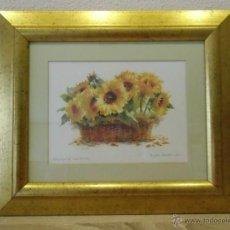Arte: ACUARELAS DE RUTH BADERIAN.. Lote 54291357