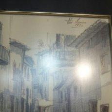 Arte: LITOGRAFÍA ORIGINAL. Lote 54853018