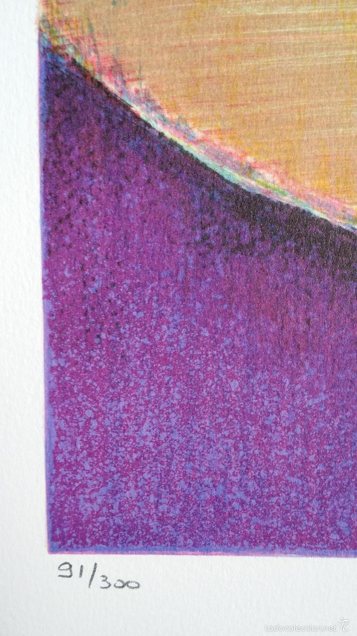 Arte: TORRES: Fleurs / litografía firmada y numerada a mano - Foto 6 - 55262534