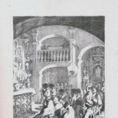 Arte: LITOGRAFIA LOLA ANGLADA – LA PRIMERA COMUNIÓ. Lote 55386100