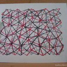 Arte: JOAQUIM CHANCHO - LITOGRAFIA OFFSET 45X56 CM FIRMADA Y NUMERADA (91/150). Lote 57353250