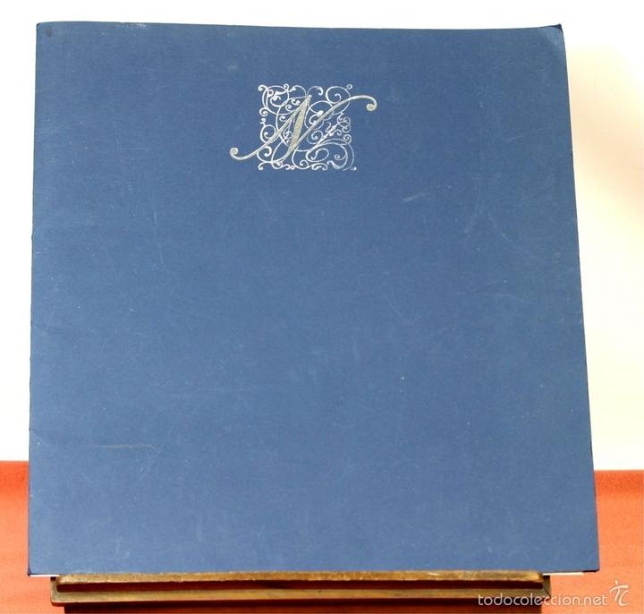 Arte: 7826 - LITOGRAFÍA DE RALF BERNABEI. PUBLICACIÓN BODAS DE PLATA. TALL. SALVATELLA. 1996. - Foto 2 - 58152749