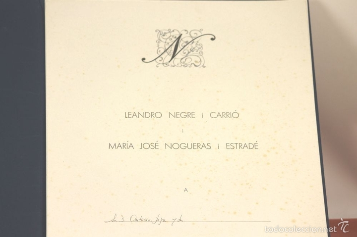 Arte: 7826 - LITOGRAFÍA DE RALF BERNABEI. PUBLICACIÓN BODAS DE PLATA. TALL. SALVATELLA. 1996. - Foto 4 - 58152749