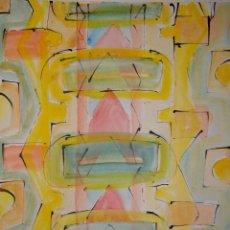 Arte: PAHR-IVERSEN PINTOR NORUEGO 1937 STAVANGER LITOGRAFIA T/COLUMNA VERTEBRALIS I MEDIDAS 70 X 50 CM . Lote 58637800