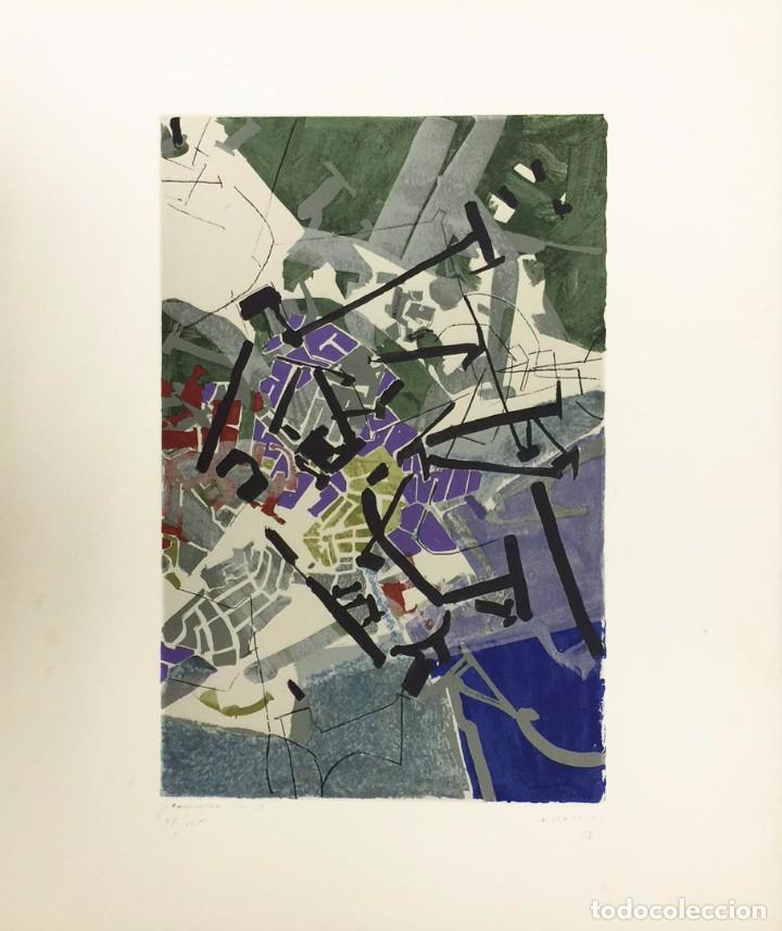 JOAN VILACASAS (1920-2007) (Arte - Litografías)