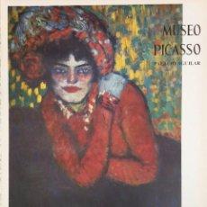 Arte: PICASSO, CARTEL LITOGRÁFICO DE 1966. Lote 69355389
