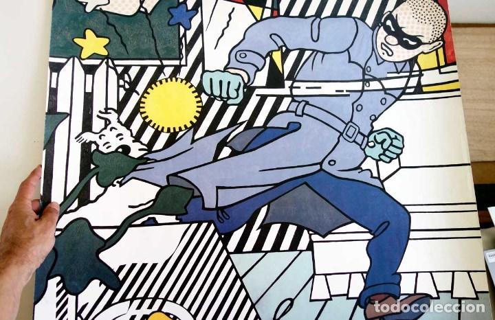 Arte: BELLVER CARTEL ORIGINAL -ANTIFAZ- 80s- 70x69cm - Foto 4 - 69363177