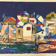 Arte: MIGUEL IBARZ 1920. Lote 76279151
