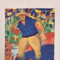 Arte: RAMON SANVISENS (1917-1987). Lote 77405421