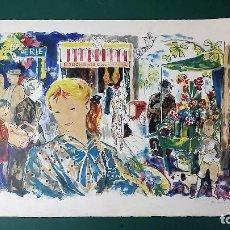 Arte: EMILI GRAU SALA (BARCELONA 1911 - PARIS 1975) LITOGRAFIA . Lote 79713925
