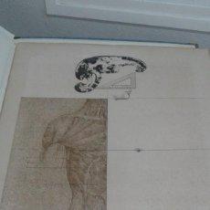 Arte: SUBIRACHS, PRUEBA DE IMPRESION PARA EL CARTEL HOMENAJE A MIGUEL ANGEL EN PAPEL ARCHES. Lote 80930180