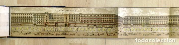 Arte: Paris : les boulevards lavenue de opera & la rue de la Paix illustre?s.Siglo XIX, rarisimo, leer - Foto 10 - 81734124