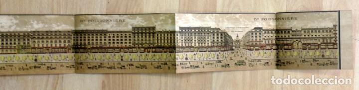 Arte: Paris : les boulevards lavenue de opera & la rue de la Paix illustre?s.Siglo XIX, rarisimo, leer - Foto 13 - 81734124