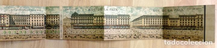 Arte: Paris : les boulevards lavenue de opera & la rue de la Paix illustre?s.Siglo XIX, rarisimo, leer - Foto 16 - 81734124