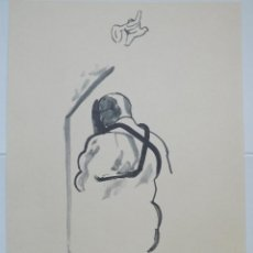 Arte: LITOGRAFIA DE JOAN CARDELLS. Lote 82981524