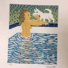 Arte: JOSÉ LUIS PASCUAL (1947). Lote 83266192