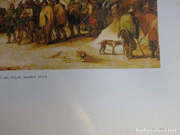 Arte: LITOGRAFÍA. SIEGE OF AIRE - SUR - LA LYS. SNAYERS. MUSEO DEL PRADO. MADRID. Nº 5476 - Foto 3 - 87512448