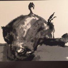 Arte: LITOGRAFÍA SANTIAGO YDAÑEZ. Lote 88884652