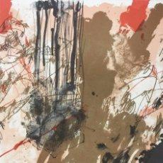 Arte: JOSEP GUINOVART I BERTAN (1927-2007). Lote 90339908