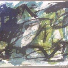 Arte: RAMÓN CANET LITOGRAFÍA. Lote 91798255