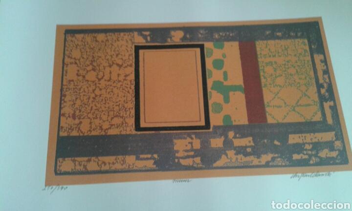 DAMSTE. 3 LITOGRAFÍAS (Arte - Litografías)