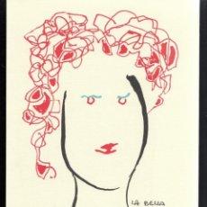 Arte: FRANCO BATACCHI LA BELLA CONSUELO LITOGRAFÍA ORIGINAL FIRMADA FECHADA 1996 NUMERADA A LÁPIZ VIII/XXX. Lote 93159715
