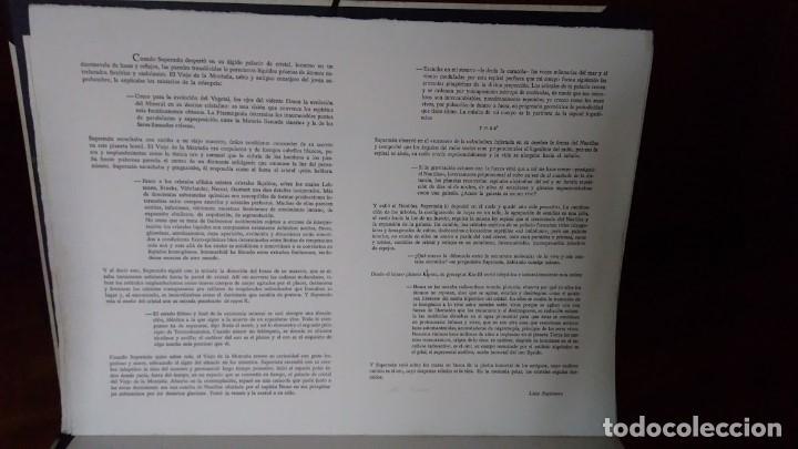 Arte: LUIS RACIONERO Y GABRIEL - METALLS ONIRICS - 4 GRABADOS FIRMADOS, EJ. H.C. - Foto 3 - 96766575