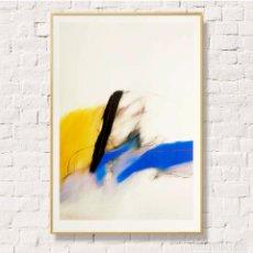 Arte: FERNANDO ZOBEL. 2 DE MAYO IV. NUEVA. GRAN TAMAÑO 94X63 CM. Lote 190158255