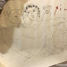 Arte: PICASSO SUITE VOILLARD, CARTEL LITOGRAFICO. Lote 97389203