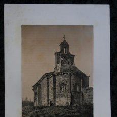 Arte: IGLESIA DE ARROYO DE LA ENCOMIENDA - VALLADOLID - LITOGRAFIA ORIGINAL EPOCA - PARCERISA - 1861 - 31. Lote 97605119