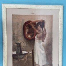 Arte: ARQUER BUIGAS , BONITA LITOGRAFIA FIRMADA Y NUMERADA A LAPIZ POR EL ARTISTA. Lote 97719999