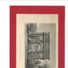 Arte: LITOGRAFÍA GASPAR Y ROIG EDITORES MADRID SIGLO XIX: ARCO DE TRAJANO EN ROMA. Lote 98484755