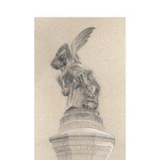 Arte: IMPRESIÓN DIGITAL (TIPO LITOGRAFÍA). -ÁNGEL CAÍDO MADRID -. AUTOR: MIGUEL ALFARO. Lote 99428895