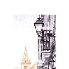 Arte: IMPRESIÓN DIGITAL (TIPO LITOGRAFÍA). -CALLES DE CÁDIZ XXVIII LA PALMA -. AUTOR: MIGUEL ALFARO. Lote 206750622