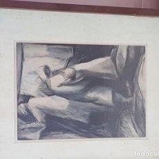 Arte: CUADRO LITOGRAFÍA MODERNA. Lote 102618699