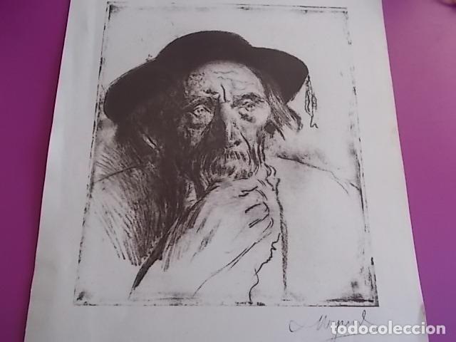 MUY BUENA LITOGRAFIA DESCONOZCO AUTOR (Arte - Litografías)