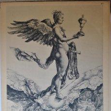 Arte: ALBERTO DURERO - LITOGRAFIA.. Lote 103454327